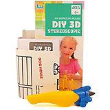 "3Д ручка DIY 3D Stereoscopic ""3D Magic Glue"" Домик собачки, 1 ручка"