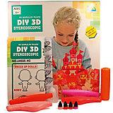 """3Д ручка DIY 3D Stereoscopic """"3D Magic Glue"""" Принцессы, 4 ручки"""