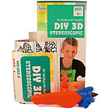 "3Д ручка DIY 3D Stereoscopic ""3D Magic Glue"" Поросёнок, 1 ручка"