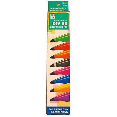 Картридж для 3Д ручки DIY 3D Stereoscopic, фиолетовый от 3D Stereoscopic