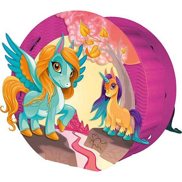 Laternen Bastelset Easy Line Baby Pegasus Und Einhorn Ursus