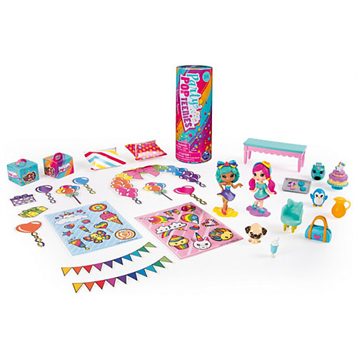 """Набор Spin Master Party Popteenies """"Вечеринка"""" от Spin Master"""