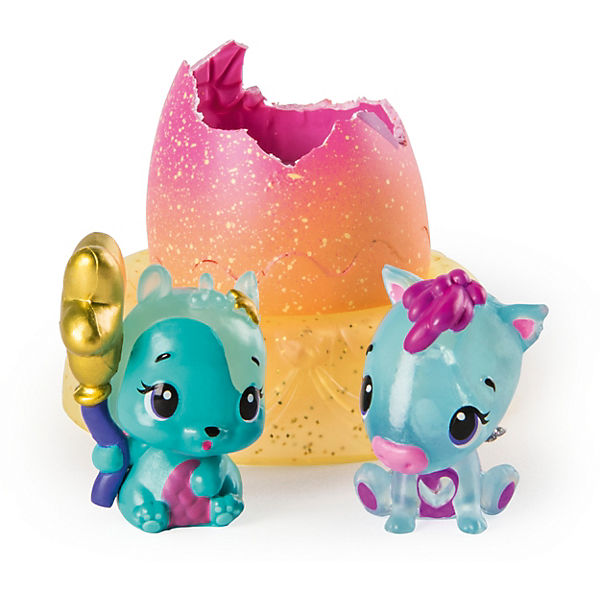 Hatchimals Colleggtibles 2 Pack + Nest S4