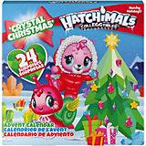 Игровой набор Spin Master Hatchimals Новогодний календарь желаний
