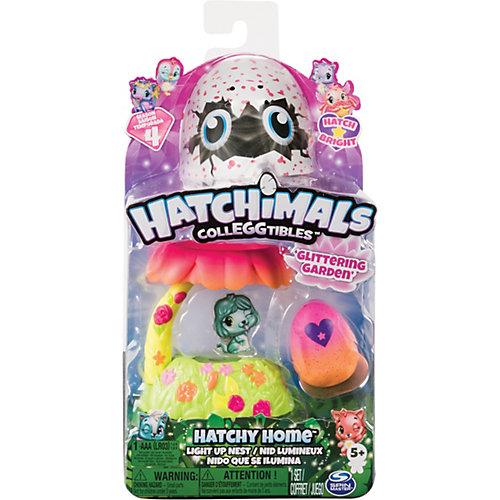 """Игровой набор Spin Master Hatchimals """"Домик-гнездо"""" Сад, со светом от Spin Master"""