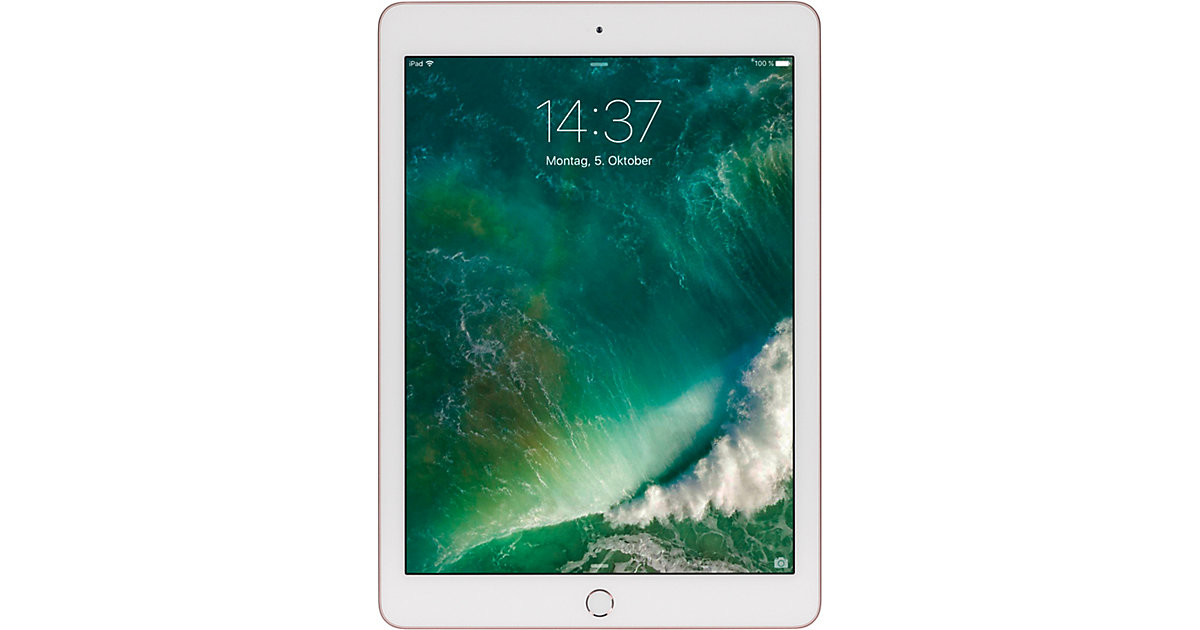 Apple Park · Apple iPad Wi-Fi 32GB Gold