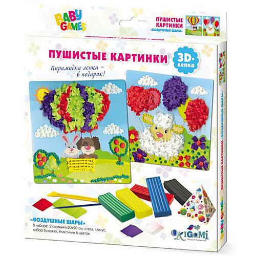 """Набор для 3D-лепки Origami """"Воздушные шары"""" от Origami"""