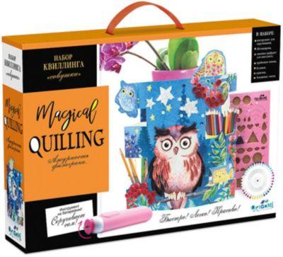 """Набор для квиллинга Origami """"Magical Quilling"""" Мелодия весны"""
