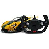"""Радиоуправляемая машина Rastar """"McLaren P1 GTR"""" 1:14, жёлтая"""