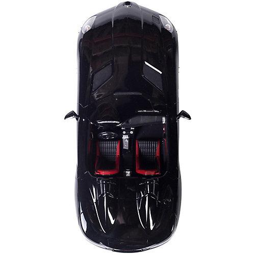 """Радиоуправляемая машина Rastar """"Mercedes-Benz SLR"""" 1:12, чёрная от Rastar"""