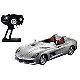 """Радиоуправляемая машина Rastar """"Mercedes-Benz SLR"""" 1:12, серебряная"""