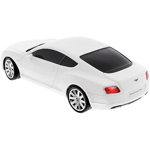 """Радиоуправляемая машина Rastar """"Bentley Continental GT speed"""" 1:24, белая от Rastar"""