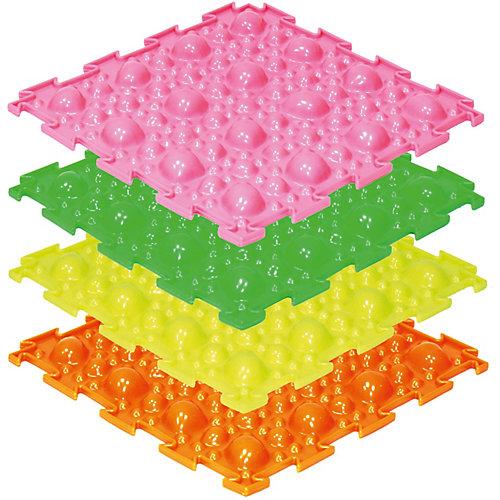 Модульный коврик Ортодон Камни (мягкий) флуоресцентный от ОртоДон