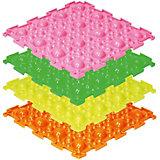 Модульный коврик Ортодон Камни (мягкий) флуоресцентный