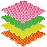 Модульный коврик Ортодон Шипы (мягкий) флуоресцентный