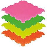 Модульный коврик Ортодон Трава (мягкий) флуоресцентный