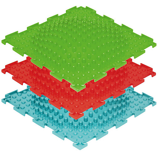 Модульный коврик Ортодон Островок (мягкий) от ОртоДон
