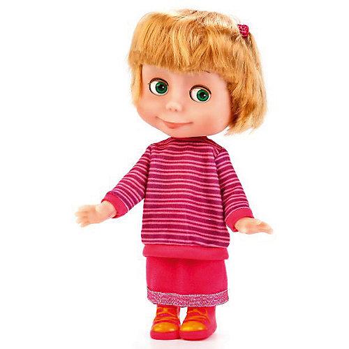 "Кукла Карапуз ""Маша и Медведь"" Маша, 25 см от Карапуз"