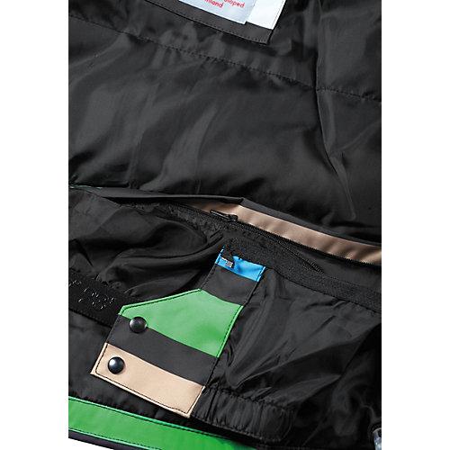 Утеплённая куртка Reima Regor - черный от Reima