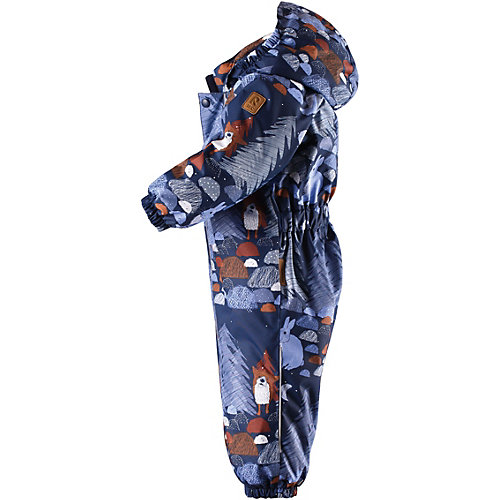 Утепленный комбинезон Reima Puhuri - темно-синий от Reima