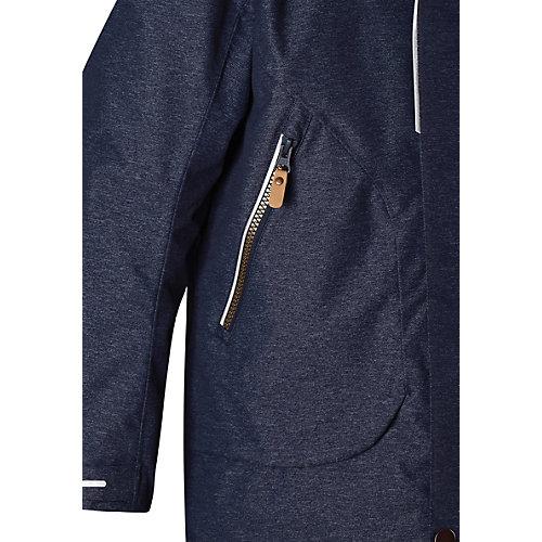 Утеплённая куртка Reima Outa - темно-синий от Reima