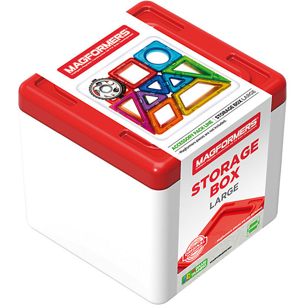MAGFORMERS Storage Box LARGE
