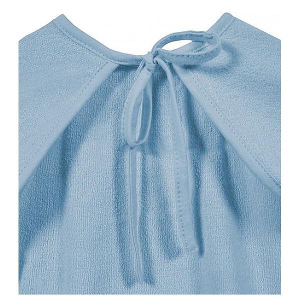 Махровый нагрудник, цвет: Blue (Голубой)