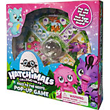 Настольная игра Hatchimals с фишками