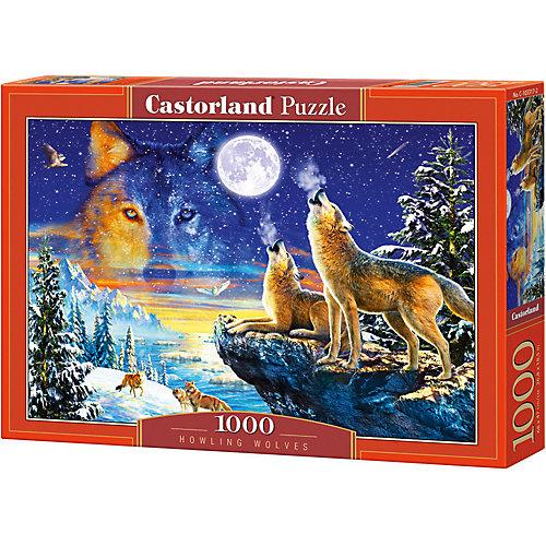 Пазл Castorland Волки, 1000 деталей от Castorland