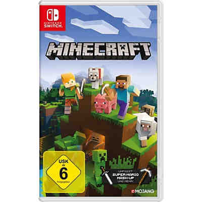 separation shoes cf8fa af6d3 Nintendo Switch Minecraft - Nintendo Switch Edition ...