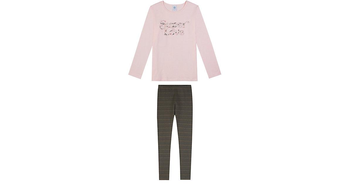 Sanetta · Schlafanzug Gr. 140 Mädchen Kinder