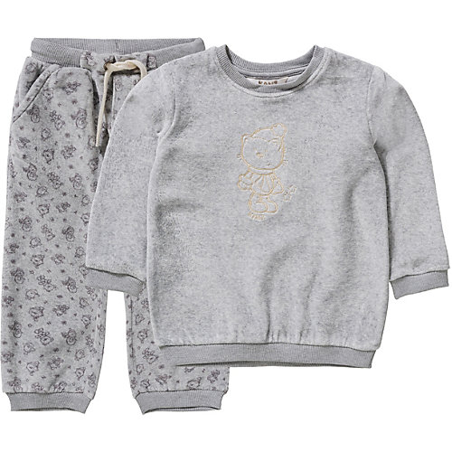Baby Set Sweatshirt + Sweathose Gr. 80 | 04046178142452
