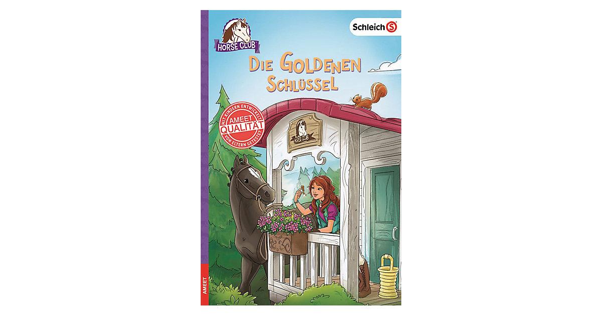 SCHLEICH Horse Club: Die goldenen Schlüssel