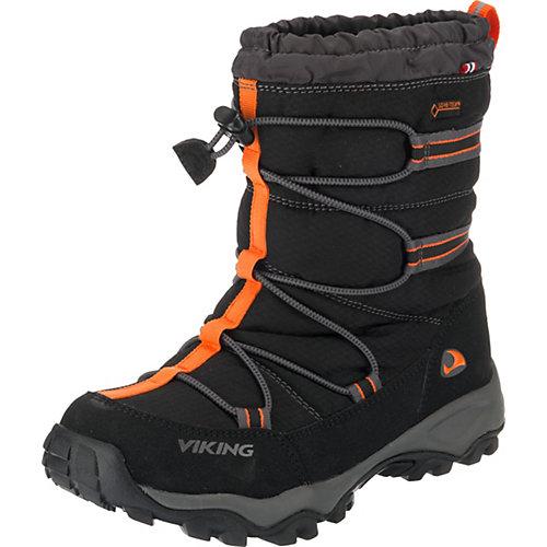 Утепленные сапоги Viking Tofte GTX - черный от VIKING