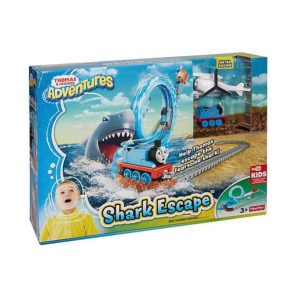 """Железная дорога Thomas and Friends """"Томас и его друзья"""" Игровой набор с акулой"""