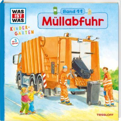 Buch - WAS IST WAS Kindergarten: Müllabfuhr