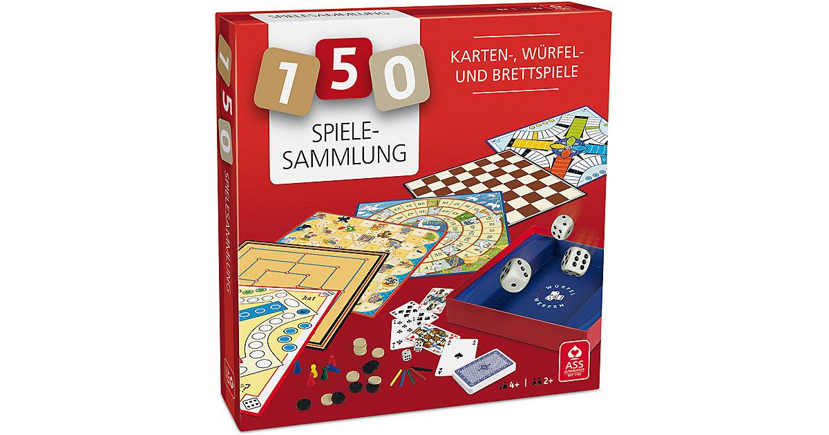 Spielesammlung 150 Spielmöglichkeiten