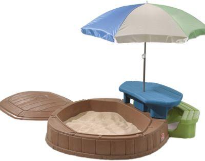 Naturally Playful Summertime Play Center