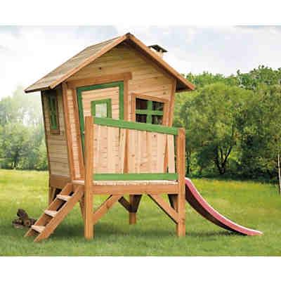 Spielhaus Fur Den Garten Spielhauser Gunstig Online Kaufen Mytoys