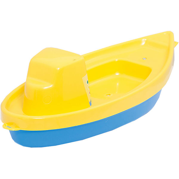 "Игрушечная лодка Zebratoys ""Баркас"""