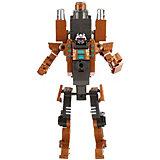 """Робот-бластер 2 в 1 ShantouGepai """"Deformation"""" Огенный дракон, 8 зарядов"""