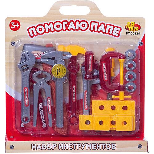 """Набор инструментов ABtoys """"Помогаю Папе"""" Ремонтник от ABtoys"""
