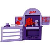 Мебель для куклы Огонёк Кафе-бар