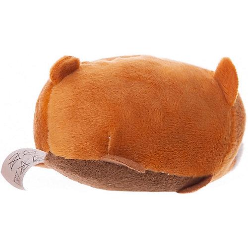 Мягкая игрушка ABtoys Медвежонок коричневый, 10 см от ABtoys