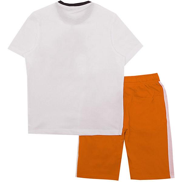 Комплект :футболка,бермуды Original Marines для мальчика