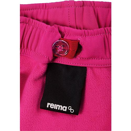 Брюки Reima Oikotie - розовый от Reima