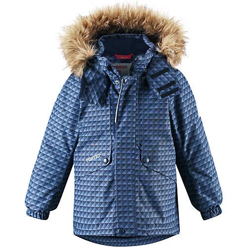 Утеплённая куртка Reima Furu - темно-синий от Reima