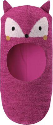 Шапка-шлем Lassie - розовый
