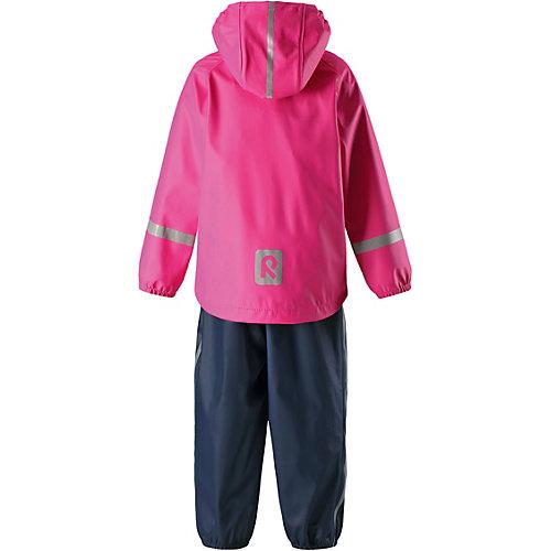 Комплект Reima Tihku: куртка и полукомбинезон - розовый от Reima