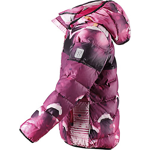 Пуховик Reima Senja - розовый от Reima